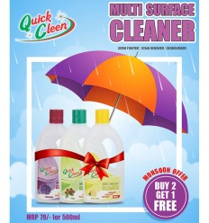 Multi-Surface Cleaner - 500 ml - Buy 2 get 1 free
